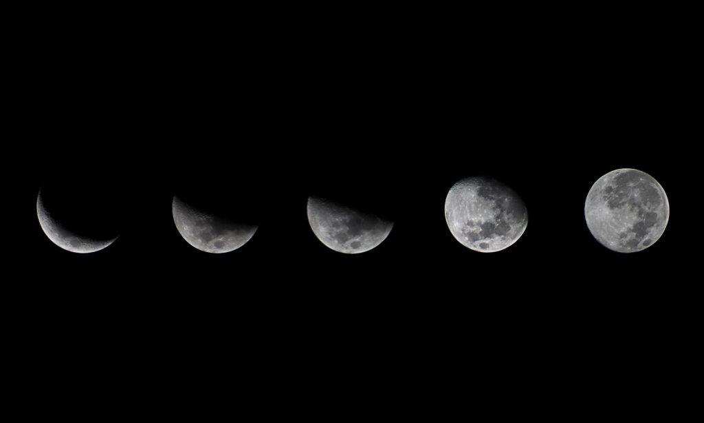 Moon photography tips