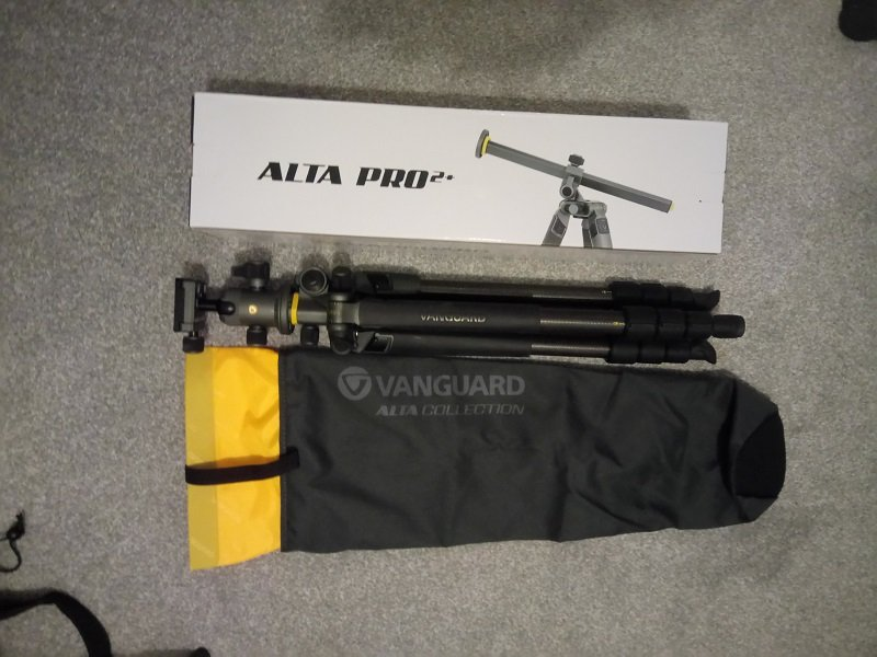 Vanguard Alta Pro 2+ Tripod Review