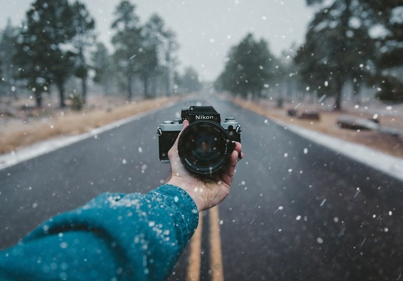 Winter Photography Tips in Snow
