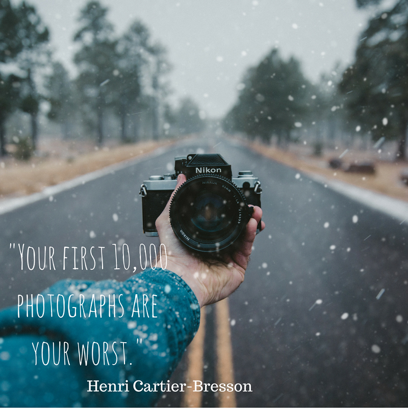 Photography Quotes To Kickstart Your Inspiration Click And Learn Photography