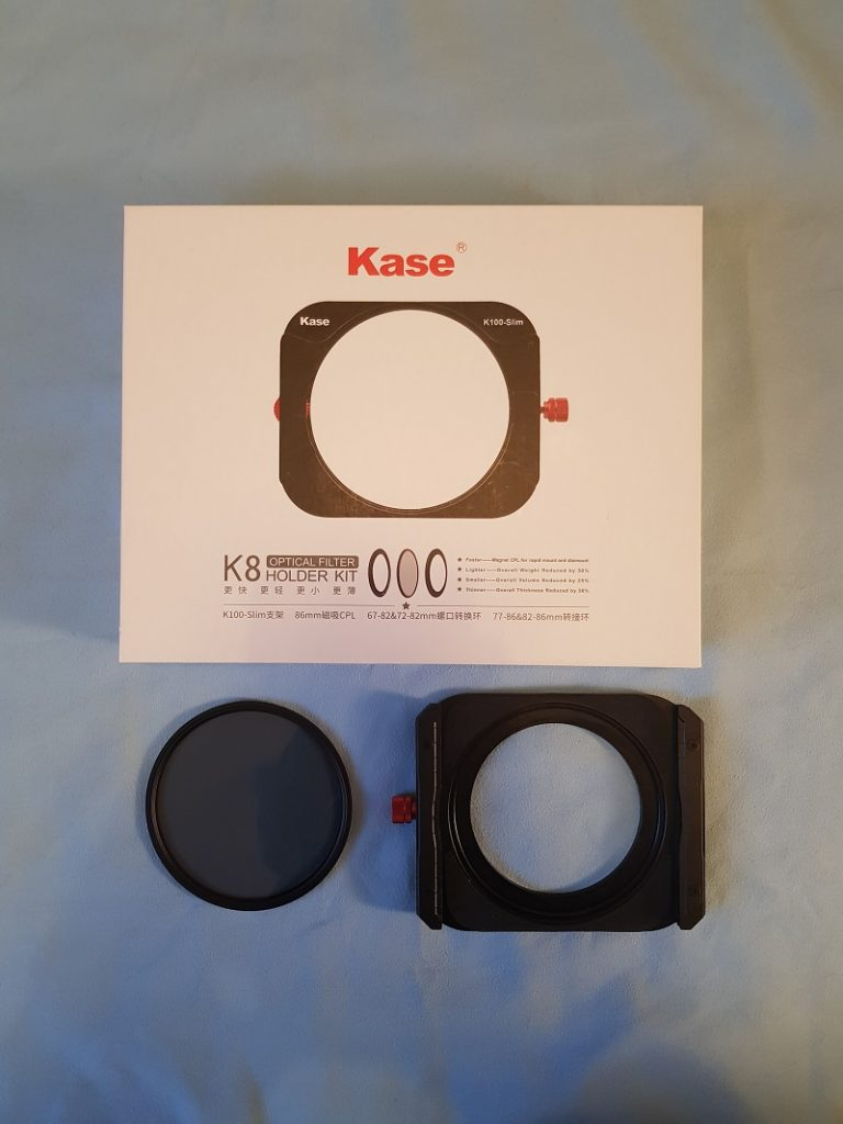 Kase K8 Filter Holder Review