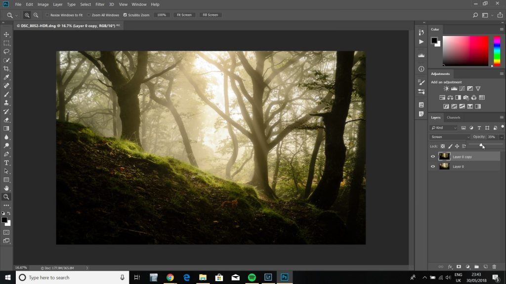 Orton Effect in Photoshop