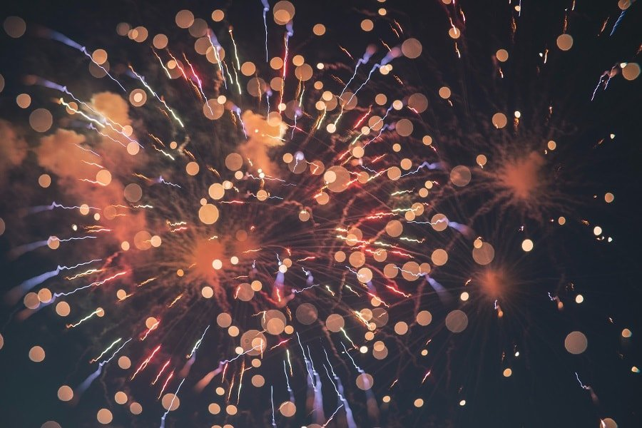 How to Photograph Fireworks Tips and Tricks