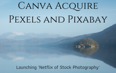 Canva Acquire Pexels and Pixabay to Launch 'Netflix' of Stock Photography
