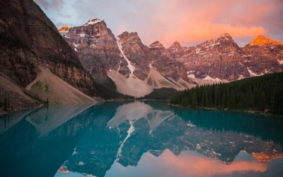 Photography in Banff National Park – Tips for the Traveling Photographer