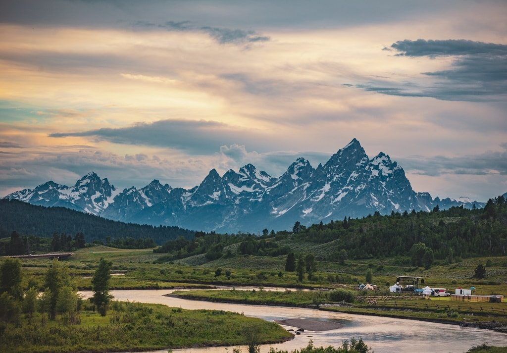 photography in grand teton