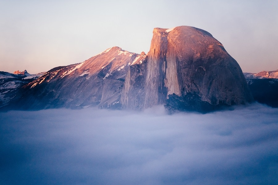 Photography in Yosemite National Park