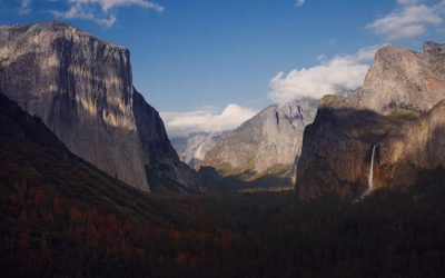 Photography in Yosemite National Park – Tips for the Traveling Photographer