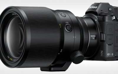 Nikon Announce Their Fastest Ever Lens – The Nikkor Z 58mm f/0.95 S Noct
