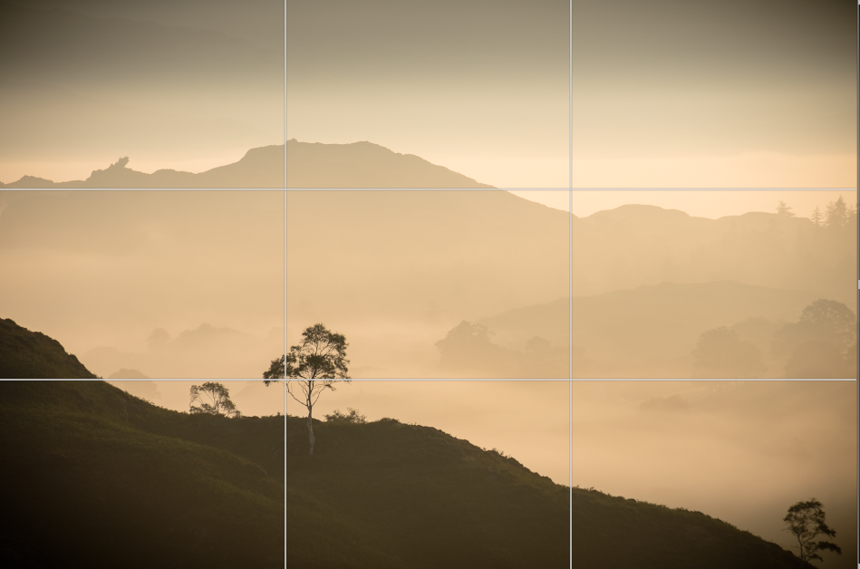 Composition tips: The Rule of Thirds explained